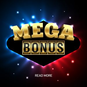 Megabonus, bonus avec casino sans dépôt