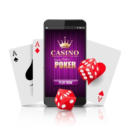 casino poker sur smartphone