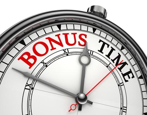 chronomètre permettant d'indiquer un bonus de casino