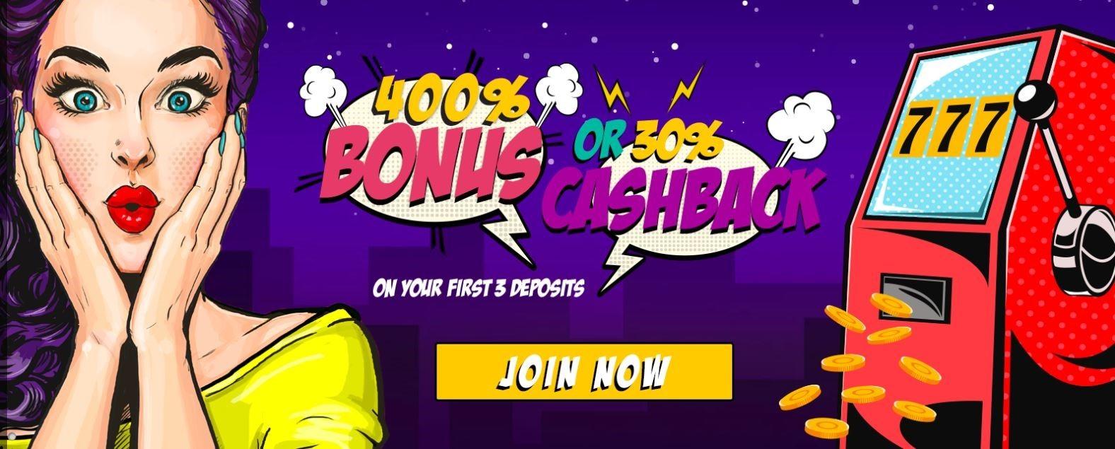 Casino Fantastik : 21€ + 50 Freespins OFFERTS ICI ! (Juin 2020)