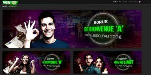 Winoui bonus bienvenue