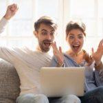 joueurs heureux de casino en ligne sans wager