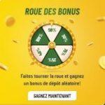 roue des bonus