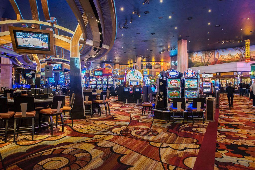 Casino vide