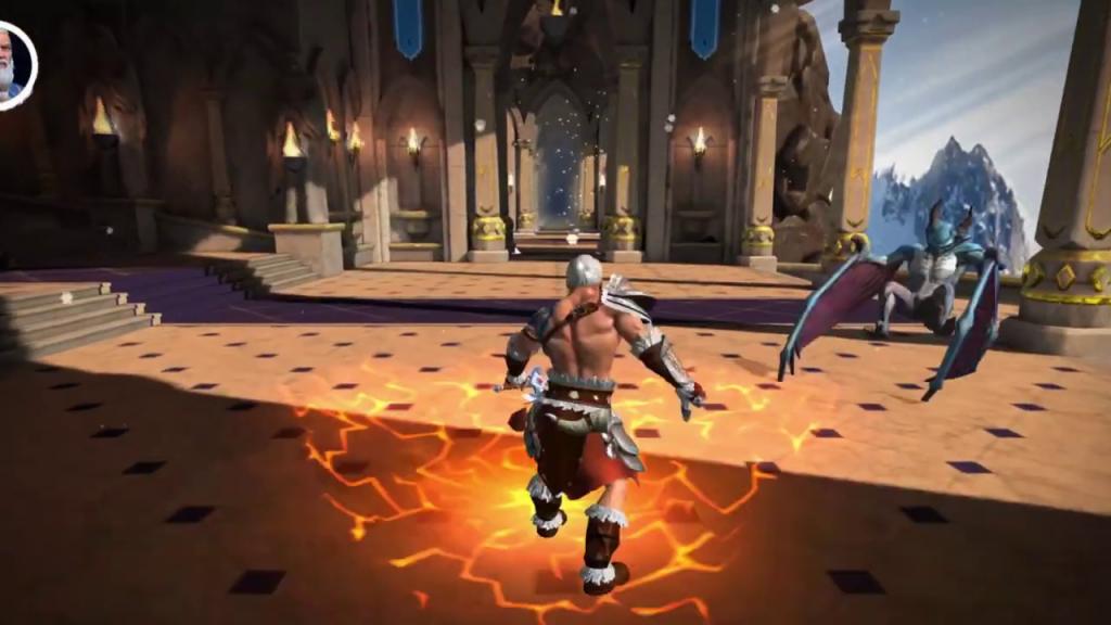 Dungeon Immortal Evil Un jeu vidéo dans une machine à sous