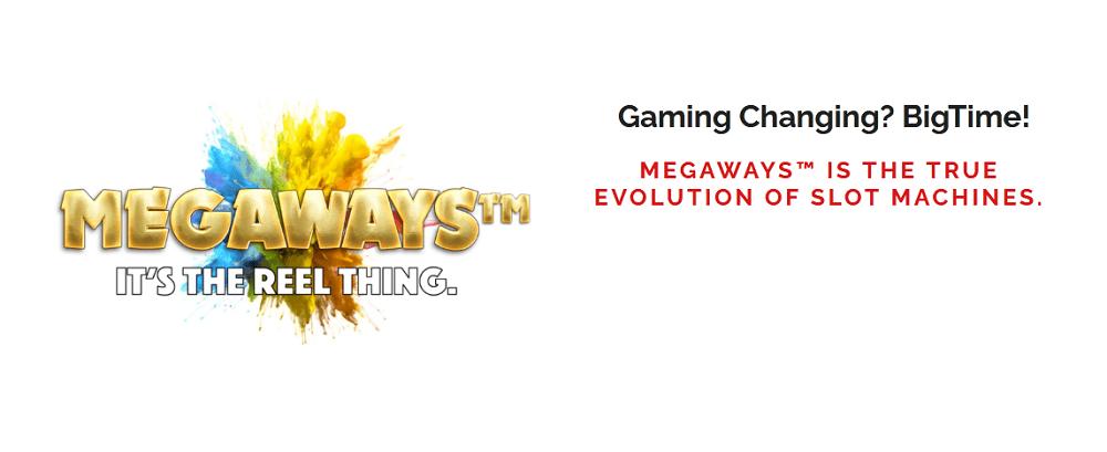 slogan megaways